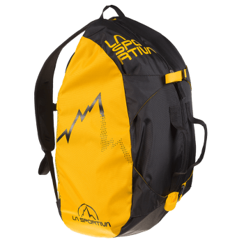 Medium Rope Bag (06L) Black/Yellow 999100