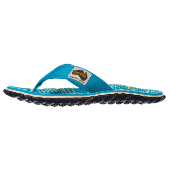 Gumbies Turquoise Pattern Turquoise Pattern