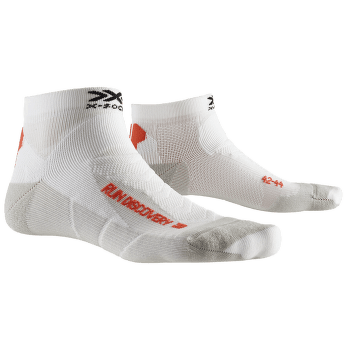 Run Discovery Socks Arctic White-Dolomite Grey