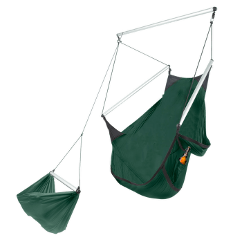 MoonChair D. green/black strap