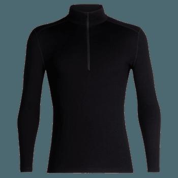 Tech LS Half Zip Men (104372) Black001