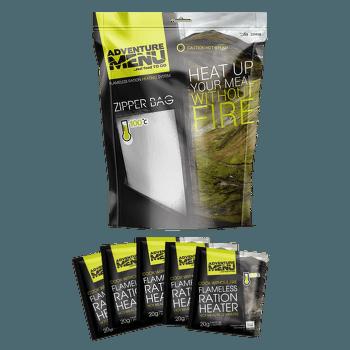 5x Samoohřevná kapsle 20 g + Zipper Bag