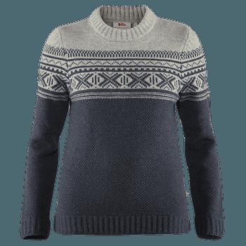 Övik Scandinavian Sweater Women Navy