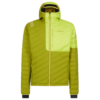 Zone Down Jacket Men Kiwi/Citrus