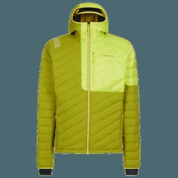 Zone Down Jacket Men Kiwi/Citrus