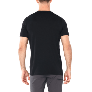 Tech Lite SS Crewe Peak in Reach Men Black