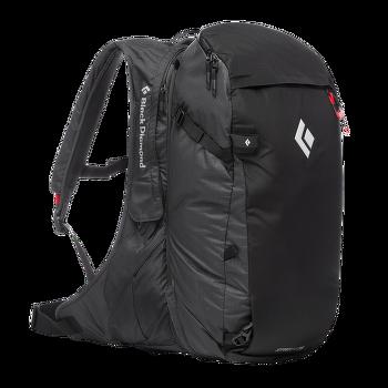 JetForce Pro Booster 35L Black