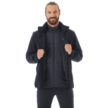 Trovat 3 in 1 HS Hooded Jacket Men 00189 black-phantom