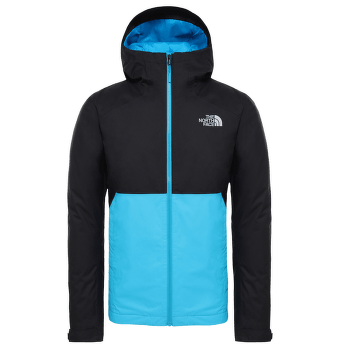 Millerton Insulated Jacket Men TNF BLACK/ACOUSTIC BLUE