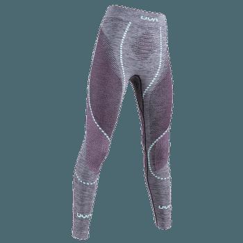 Ambityon UW Pant Long Melange Women Black Melange/Pink/Aqua