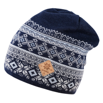 A143 Knitted Beanie 108 navy