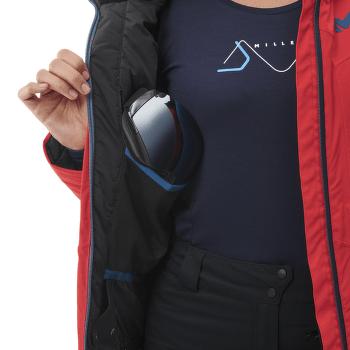 Allais Jacket Women LIGHT BLUE/ORION BLUE