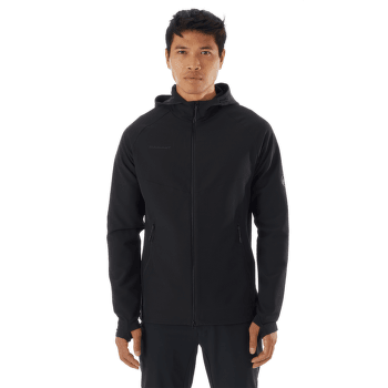 Macun SO Hooded Jacket Men black 0001