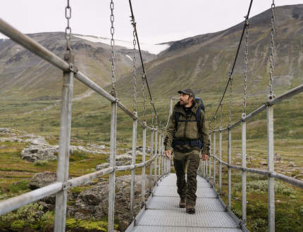 V suchu a pohodlí za každého počasí - unikátní materiály z dílny Fjällräven