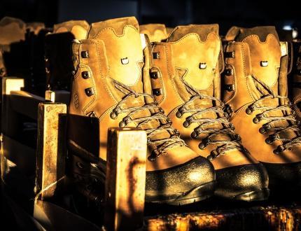 Hanwag aneb boty pro každé chodidlo