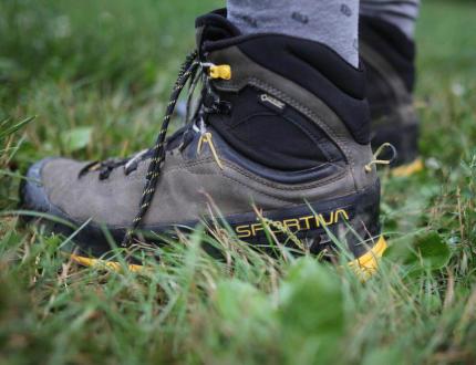 Pořádná zátěžová zkouška turistických bot La Sportiva TX5 GTX