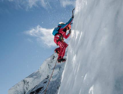 Do hor s tím nejlepším: Mammut Eiger Extreme