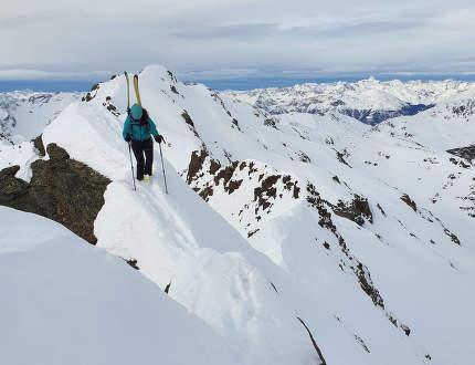Silvestrovské Alpy: cepíny i běžky s sebou!