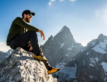 Jaké oblečení si vzít na lezení