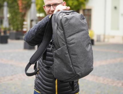Bezpečnost nadevše – recenze batohu Pacsafe Vibe 25