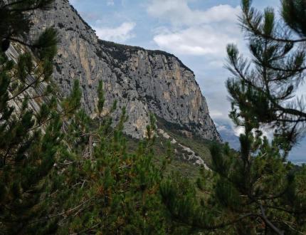 Pohodové vícedélkové lezení v Arcu