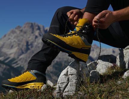 Jak vybrat boty na turistiku