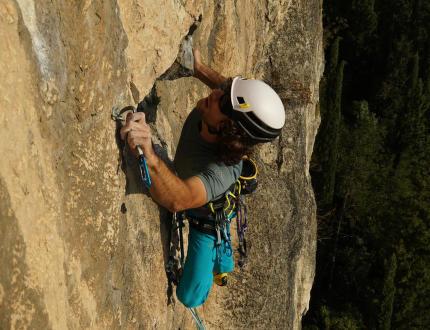 Helma Mammut Wall Rider MIPS: nová úroveň ochrany hlavy