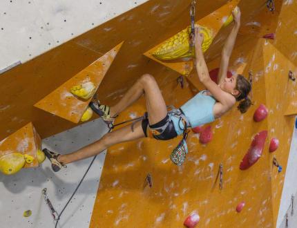 Seriál HUDY dětských lezeckých závodů pokračuje kláním na BigWallu