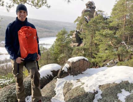 DEUTER GUIDE LITE 30+: Lehký a všestranný pomocník na horách