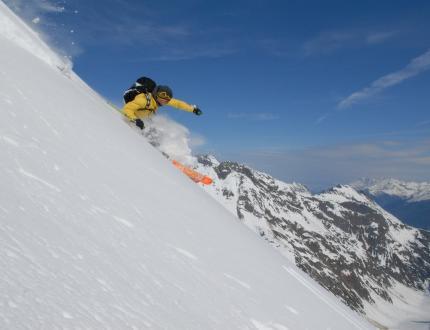 Jak moc musí skialpinista umět lyžovat?