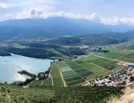 Via Ferraty v okolí Lago Di Garda