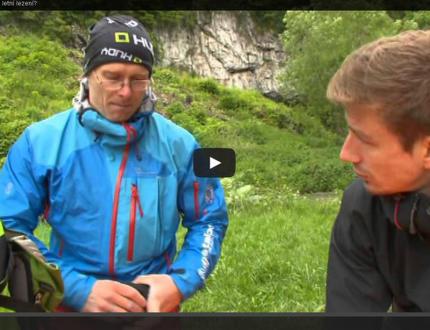 Jak správně sbalit batoh na horské letní lezení