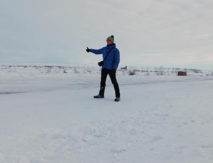 Stopem do bývalého gulagu Vorkuta
