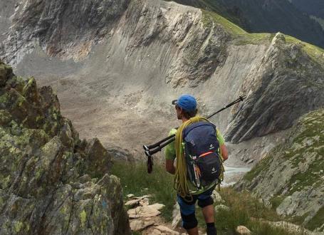 Batoh Deuter Gravity Rock & Roll 30 – V zátěžovém testu hor