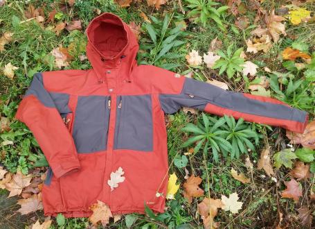 Outdoorová bunda Fjällräven Keb Jacket