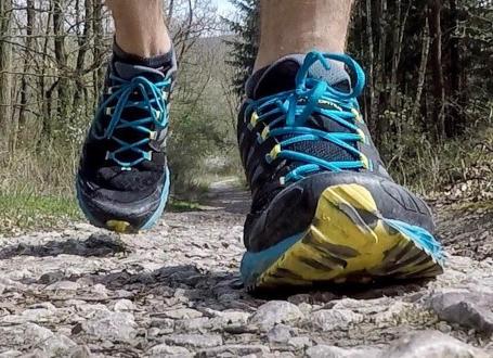 Test: Trailové boty La Sportiva Lycan