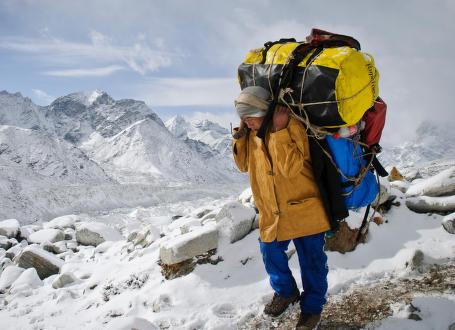 Jak se vybavit na treky v Nepálu