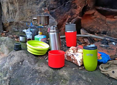 8 zaručených tipů jak na vaření v přírodě