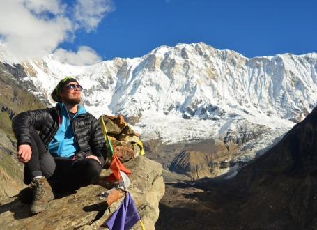 NEPÁL: 18 dní na stezkách u Annapuren – 1. část