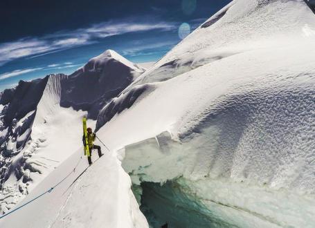 Expediční skialpinismus – vrchol v životě lyžaře?