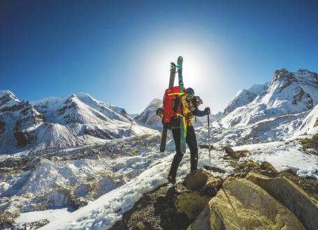 Expedice Satopanth – přírodě neporučíš