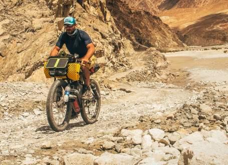 Objevte kouzlo bikepackingu
