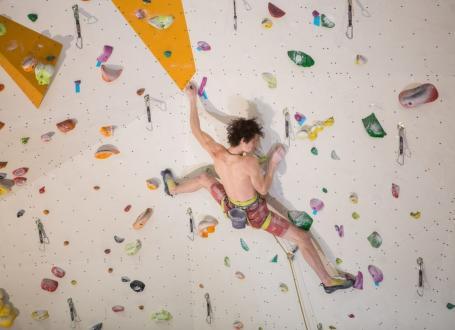 Jaké byly Testovací dny lezeček La Sportiva na stěně BigWall?