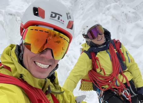 Gasherbrum II (8 035 m): svižně a bez kyslíku