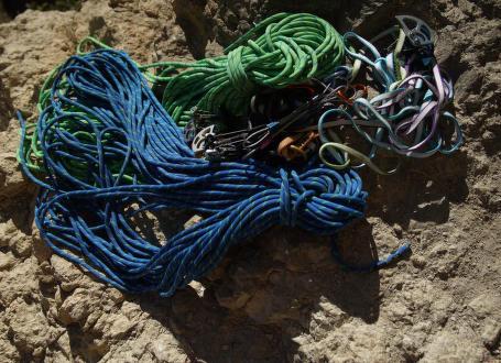 Kdy vyměnit lezecký materiál a jak to poznat?