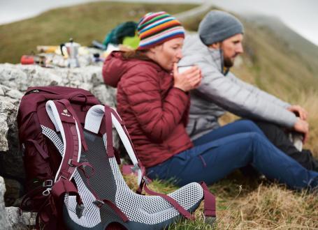 Deuter Futura Pro 34 SL – Test turistického batohu pro ženy