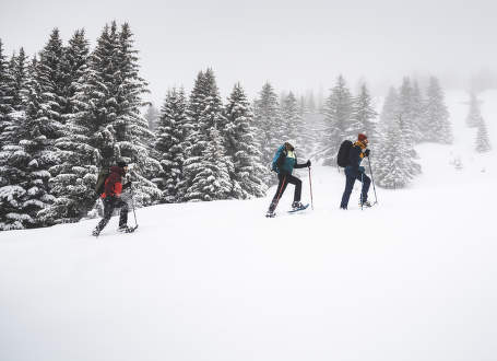 Jak se vybavit na zimní turistiku