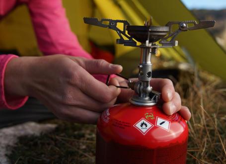 Recenze plynového vařiče Soto WindMaster