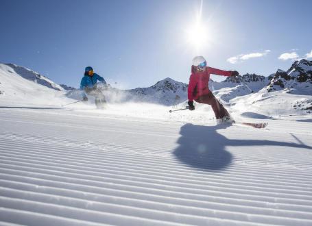 Tyrolské  ledovce – Zážitky o 3000 metrů výše