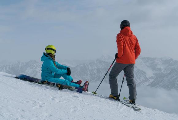 Jak se obléknout na lyžování